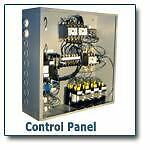 50 Hp phase converter control panel 230vac CNC PUMP EDM made in USA RP50