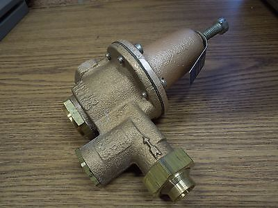 Watts U5B-Z3 Water High Performance Pressure Valve and Strainer 1/2""