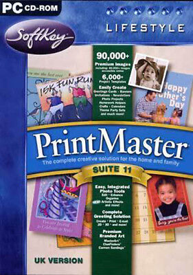 Print Master - Printmaster Suite v11 - Win XP (New)