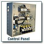 50 Hp phase converter control panel 460vac CNC PUMP EDM made in USA RP50-460