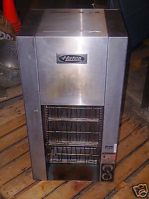 HATCO TOAST KING COMMERCIAL TOASTER TK-72 tk72 Conveyor style