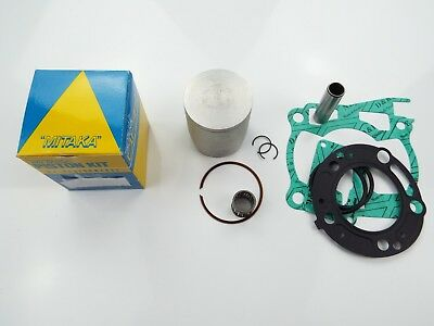 Kawasaki KX125 1998-2000 Mitaka Piston Bearing Kit Gaskets