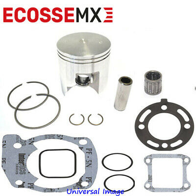 Kawasaki KX100 1998-2003 Mitaka Piston Bearing Kit Gaskets