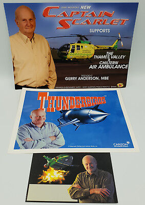 Gerry Anderson : THAMES VALLEY & CHILTERN AIR AMBULANCE FROM GERRY'S OFFICE