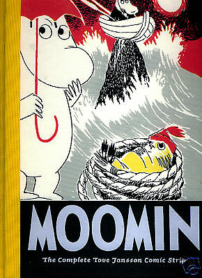 Complete MOOMIN Vol. 4 Tove Jansson Comic Strip MUMINS