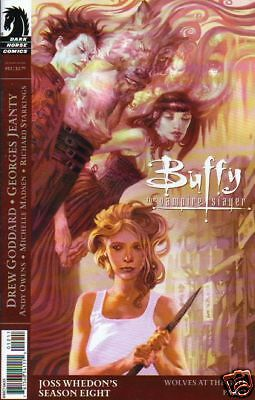 BUFFY THE VAMPIRE SLAYER #12 Foster New Bagged
