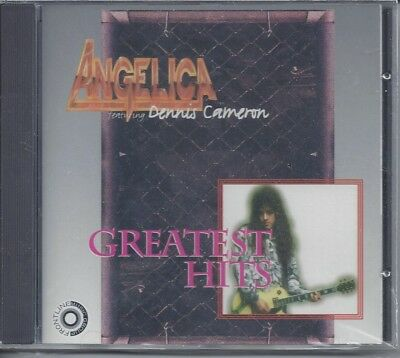 Angelica-Greatest Hits CD Classic Christian Rock/Metal Dennis Cameron NEW SEALED