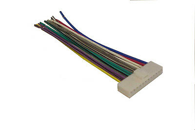 pioneer wiring harness car stereo pin wire connector bull  pioneer wiring harness car stereo 12 pin wire connector
