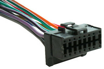 pioneer wiring harness car stereo 10 pin wire connector • 2 39 pioneer wiring harness car stereo 16 pin bwireconnector