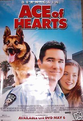 ACE OF HEARTS - DVD release promotional poster, 2008