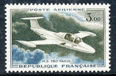 Stamp / Timbre France Neuf P.oste Aerienne N° 39 ** Avion / Aviation