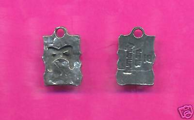 100 wholesale pewter humanity rune charms 1236