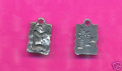 100 wholesale pewter knowledge rune charms 1232