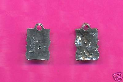 100 wholesale pewter lifeforce rune charms 1229