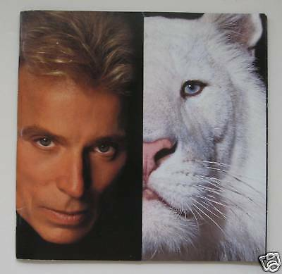 Siegfried & Roy At The Mirage Before Accident 1998
