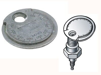 Standard / High Energy Spark Plug Gauge & Gapper