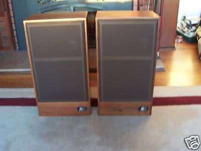 Acoustic Research Ar-15 Speaker Grilles,brown-New!!