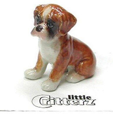 Little Critterz - Boxer Pup - LC806 (Buy 5 get 6th free!)