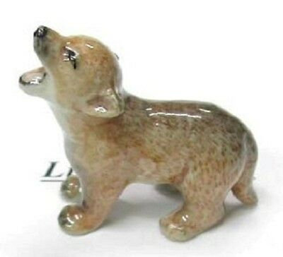 little Critterz LC102 - Porcelain Coyote Cub (Buy 5 get 6th free!)