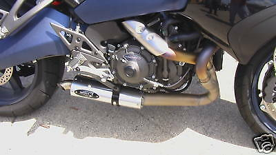 Buell 1125R 1125CR BARKER'S Aluminum Slip-On Exhaust