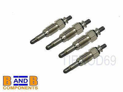 Vw Golf Mk2 & Mk3 T25 1.9D Glow Plug Set C115