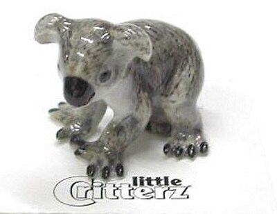 "LC425 -  Critterz Miniature LC425 - Koala Joey named ""Sam"""