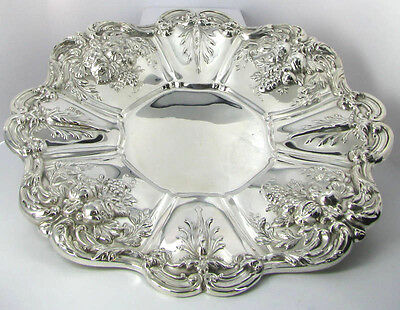 Reed & Barton Francis 1st Sterling Silver Sandwich Tray