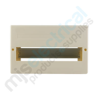 12 Pole Cover / Enclosure for Meter Box MCB RCD Switchboard Circuit Breakers NEW