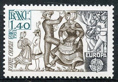 Stamp / Timbre France Neuf N° 2138 ** Folklore Berry