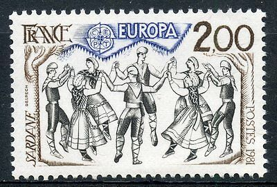 Stamp / Timbre France Neuf N° 2139 ** La Sardane Catalans