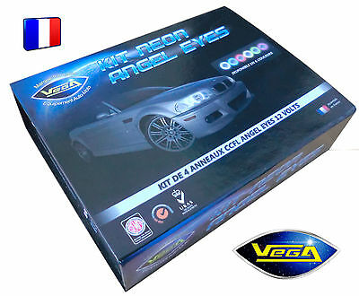 ✅ Kit VEGA® Angel Eyes Feux Neon CCFL Xénon BMW E36 E38 E39