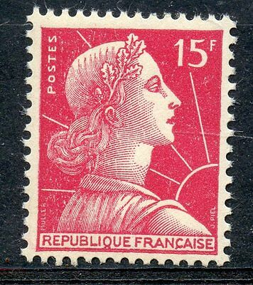 Stamp / Timbre France Neuf N° 1011 ** Marianne De Muller