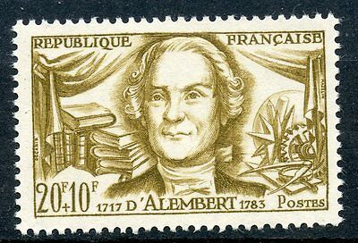 Stamp / Timbre France Neuf N° 1209 ** Jean D'alembert