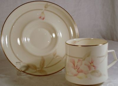 Mikasa With Love #A9201 Cup and Saucer