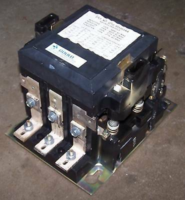 Gould HI1203AA Magnetic Contactor, 2250, Used, Warranty