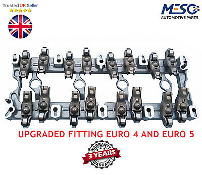 Ford Transit 2.2 And 2.4 Upgraded Rocker Arm Carrier Ladder Mk7 Tdci 2006 On
