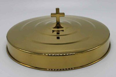 Brasstone--- Stainless Steel Communion Tray Cover
