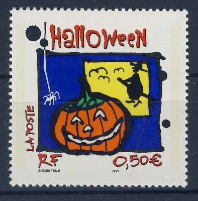 Stamp / Timbre France Neuf N° 3713 ** Halloween