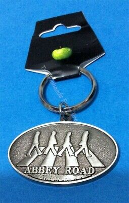 The Beatles Abbey Road Apple Official Collector Keychain