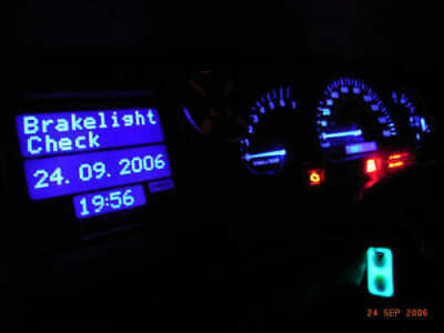 Vectra B LED dash kit 1995-2002