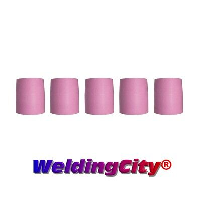 5-pk TIG Welding Large Gas Lens Ceramic Cup 53N89 #15 | US Seller Fast Ship