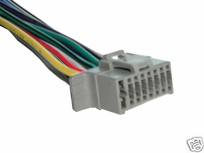 clarion wiring harness car stereo 16 pin wire connector \u2022 $2 39 Clarion Cz102 Wiring Harness panasonic wiring harness carstereo 16 pin wireconnector clarion cz102 wiring harness