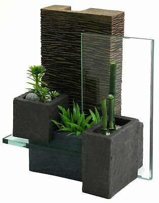 Fluval Edge Bamboo Wall With Plant Baskets