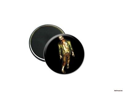 ZOMBIE from Resident Evil 2 1/4 inch magnet Horror
