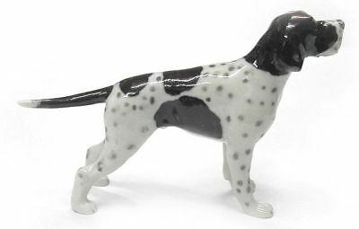 R264B - Northern Rose Miniature -English Pointer Black & White