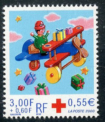 Stamp / Timbre France Neuf N° 3362 **  Croix Rouge