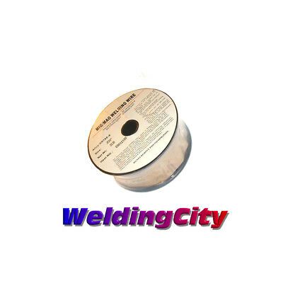 "WeldingCity ER70S-6 Mild Steel MIG Welding Wire .023"" 2-lb Roll (0.6mm) ER70S6"