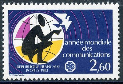 Stamp / Timbre France Neuf N° 2260 ** Communication