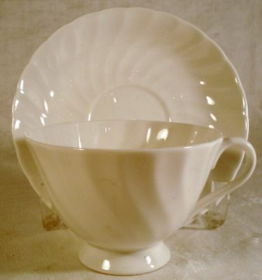 Susie Cooper Pirouette Cup and Saucer