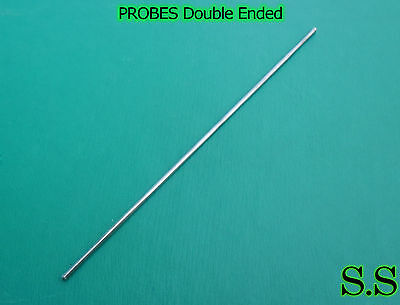 """50 Probe Double Ended 5.5"""" Surgical Dental Instruments"""